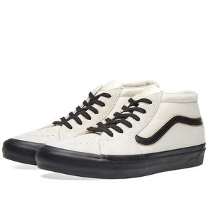 VANS x OUR LEGACY SK8-MID PRO '91 LX - WHITE
